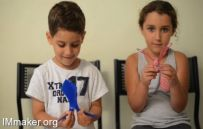 设计师Ido Abulafia的帮助小孩子克服打针恐惧玩具