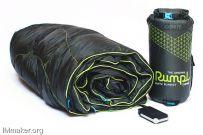 冬天床上必备:Rumpl Puffe电池加热毯