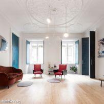 Fala Atelier设计的Chiado公寓空间