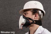 智能面罩Cyclone Mask创意设计