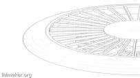 三星这款无人机圆圆似UFO,辨识度很高