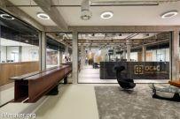 荷兰鹿特丹OC&C战略顾问公司办公空间设计