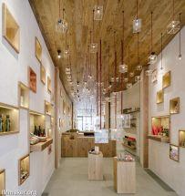 马德里La Melguiza藏红花高端零售概念店设计