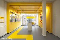 Tchai International设计的阿姆斯特丹DHL国际快递公司空间