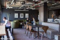 Andrea Graff设计的开普敦Work & Co Co办公空间