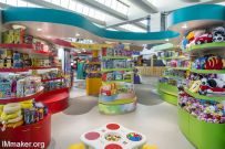 Foley Designs设计的班加罗尔Zwoosh kids儿童玩具店
