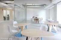 Meister集团美国总部低碳环保的办公空间设计