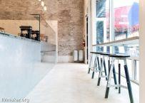 仓库改造的温哥华Mister冰淇淋店创意设计