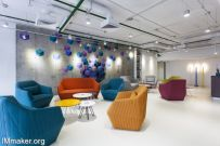 游戏软件开发公司Essence伦敦办公空间创意设计