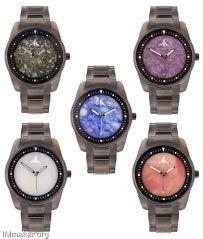 漂亮的石面手表