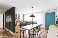 Renata Ramos设计的巴西Humaita公寓空间