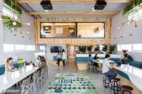 家一般温馨的圣保罗Airbnb办公空间创意设计