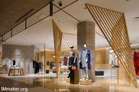 日本东京Casa Via Bus Stop高端女装店空间设计