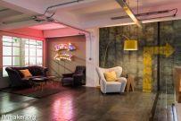 英国伦敦Feed公司办公空间创意设计