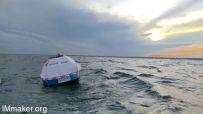 SAROS浮标:依靠潮汐动力将海水过滤成饮用水