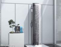 蒂姆库克力挺的Nebia淋浴装置,可节省90%水量