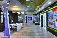 Helexpo Palace希腊医药展台空间创意设计