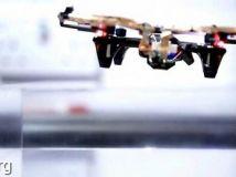 无人机飞行不用电池,用无线电就行