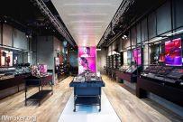 韩国汉城eSpoir化妆品牌概念店创意设计