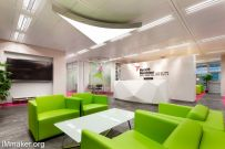 Reckitt Benckiser北京总部办公空间设计