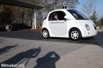 重磅消息:谷歌或不再自己研发无人汽车
