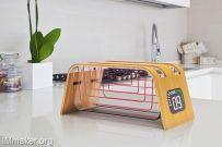 玻璃面包机