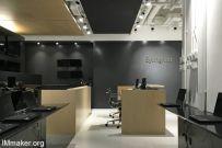 香港Sylinghim金融机构公司办公空间创意设计