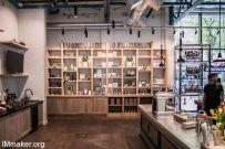 西雅图La Marzocco咖啡馆展厅空间创意设计