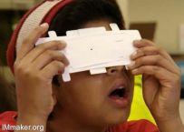 用纸折的Foldscope显微镜,140X倍率不开玩笑
