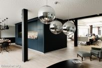 Buronauten AG设计的瑞士Amazee Labs办公空间
