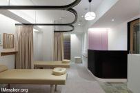 日本东京Kagurazaka Eel整骨诊所空间创意设计
