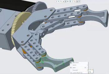 更灵活的装配结构 - Creo 4.0新功能视频