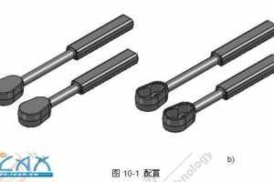 [SolidWorks基础建模] 10.零件配置与设计库