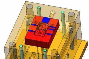 [3D QuickMold塑胶模具设计] 06.顶出机构的设计