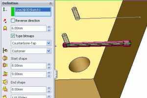[3D QuickMold塑胶模具设计] 07.冷却系统的设计