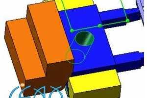 [3D QuickMold塑胶模具设计] 09.抽芯机构的设计