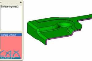 [3D QuickPress五金模具设计] 03.用户自定义展开