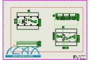 [3D QuickPress五金模具设计] 08.加工图纸