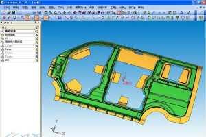 Cimatron 软件在汽车行业的应用
