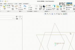 Creo Parametric 1.0创建装配结构 [Creo Parametric 1.0 视频教程]