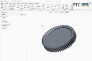 Creo Parametric 1.0创建继承特征 [Creo Parametric 1.0 视频教程]