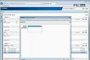 PTC Windchill PDMLink 重新分配任务