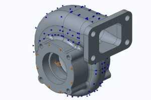 分析研究在模型树中列出 - PTC Creo Simulate 3.0 视频教程