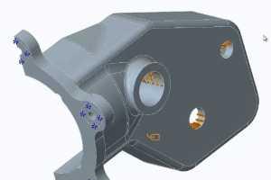 多个载荷集的疲劳分析 - PTC Creo Simulate 3.0 视频教程