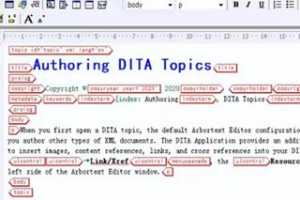 PTC Arbortext Editor 6.1 查找和替换文本