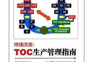 持续改善:TOC生产管理指南 - 欧德.可汗 (作者), 中华高德拉特协会 (译者)