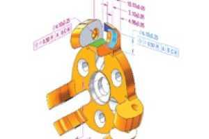 SOLIDWORKS MBD-基于模型的定义