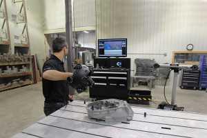 Creaform 推出 VXinspect 3D 检测软件