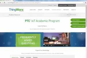 PTC IoT Thingworx 入门研讨会 - PTC IoT 物联网学术课程