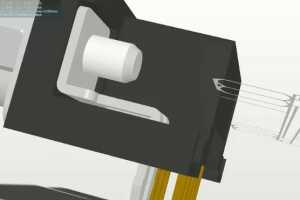 【机电大人】看封装库与PCB设计快速牵手 视频教程